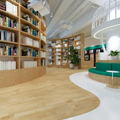 图书馆——书房室内设计_3602712