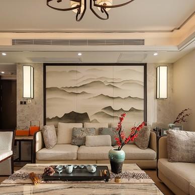 新中式--高端住宅  方寸之间,皆是优雅_3603490