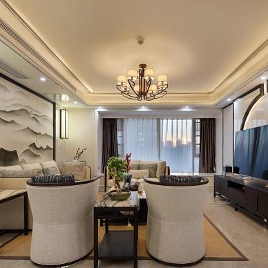 新中式--高端住宅  方寸之间,皆是优雅_3603500