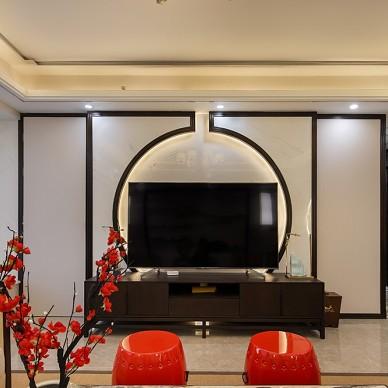 新中式--高端住宅  方寸之间,皆是优雅_3603501