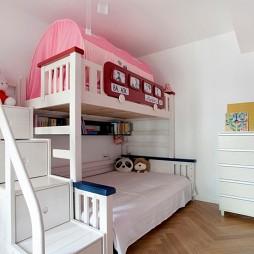 ?#26412;?#33457;市枣苑简约风儿童房设计