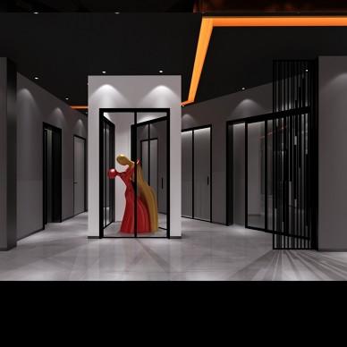 易恒设计:金帝格展厅,时尚由心而生_3604286