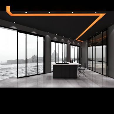 易恒设计:金帝格展厅,时尚由心而生_3604293
