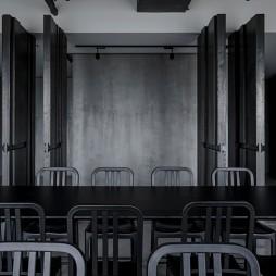 《 舞 》办公室会议室设计实景图