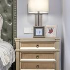 轻奢美式风卧室床头灯图片