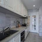 中式复式厨房实景图片