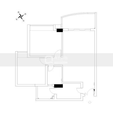 设计案例 | 75㎡住出90㎡的舒适_3606467