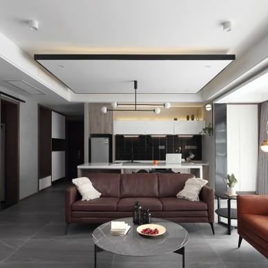 简单现代风客厅沙发图片