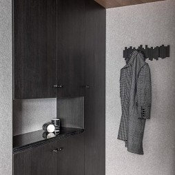 台式现代风玄关设计图片