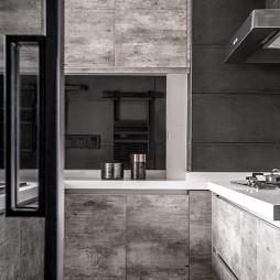 台式现代风厨房设计