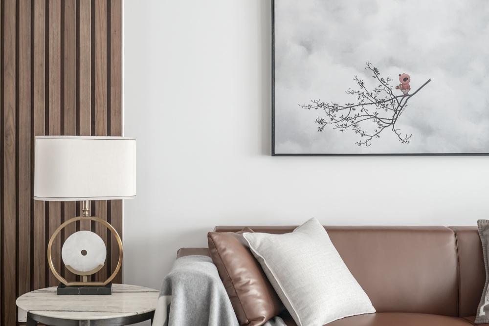 朝露·晞卧室中式现代卧室设计图片赏析