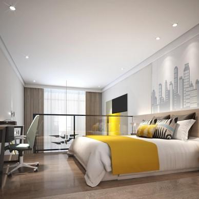 广州科学城科技企业公寓宿舍设计方案_3609319