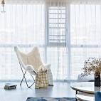 北欧风阳台实景图片