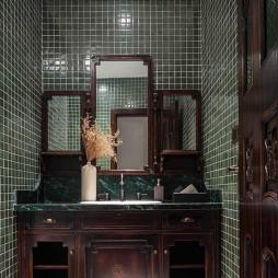 北京觅舍酒店洗手台设计图片