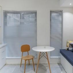 现代简约风小公寓会客区设计