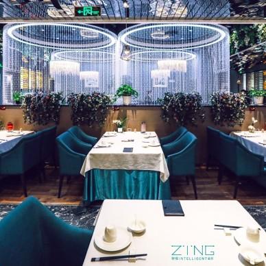 智恒设计丨惊宴餐厅丨惊而不厌,与世无争_3615726
