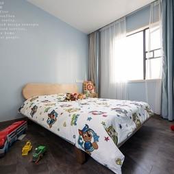 现代简约风儿童房设计