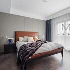 现代美式卧室设计图片