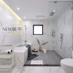 现代简约别墅豪宅卫生间设计