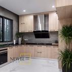 现代简约别墅豪宅厨房设计图