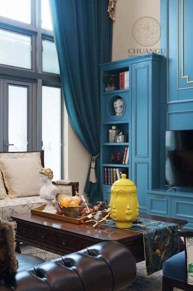 自由随性的美式家,让你体验真正的COZY美式经典设计图片赏析