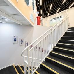 南京維特熊藝術教育培訓中心樓梯設計