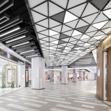 杰恩设计商场设计:上海中信泰富万达广场_3623439