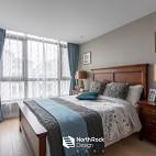 美式风卧室设计图