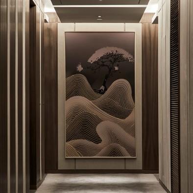 """注入""""松树之魂""""的艺术酒店"""
