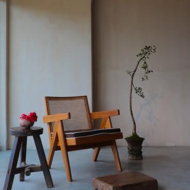 器约茶室—东方侘寂之美|空舍设计_3635796
