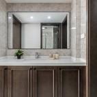 新中式 | 客卫洗手台设计图
