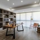 新中式 | 书房设计图
