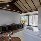 新中式 | 客厅实景图