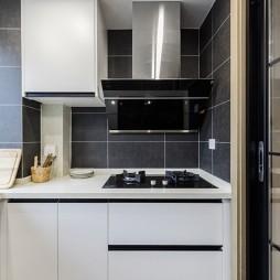 現代輕奢廚房櫥柜設計