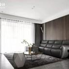 前卫现代风客厅沙发图