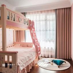 精致轻奢儿童房设计图
