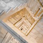 现代时尚风楼梯设计图