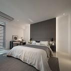 纯粹现代风卧室设计图