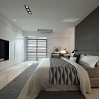 纯粹现代风大卧室设计