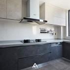 宁静现代风厨房橱柜设计