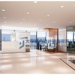 韩国KDB银行办公_3651741