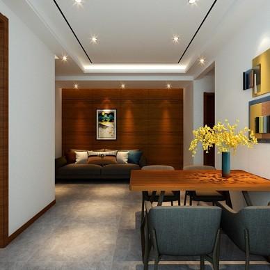 現代風——客廳改臥室之路_3656654