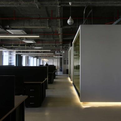 这间办公室设计全程高能,原来秘诀在这_3657647