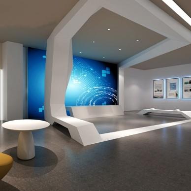 展厅-华中科技大学展厅设计_3657875