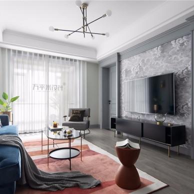 方平米設計客廳圖片