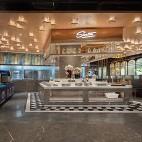 圣多斯第五代超美的巴西烤肉店设计_3676366