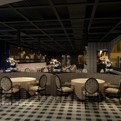 纽约客美式餐厅_3677637