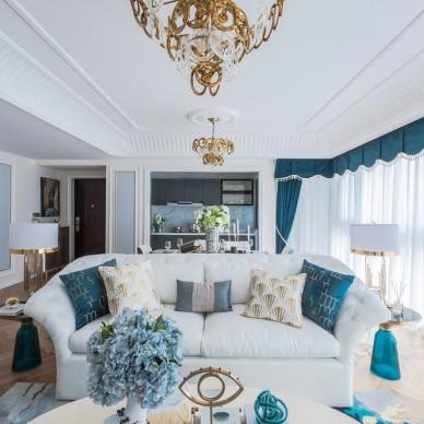 欧式豪华:客厅图片