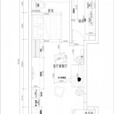 简约现代公寓_3679447