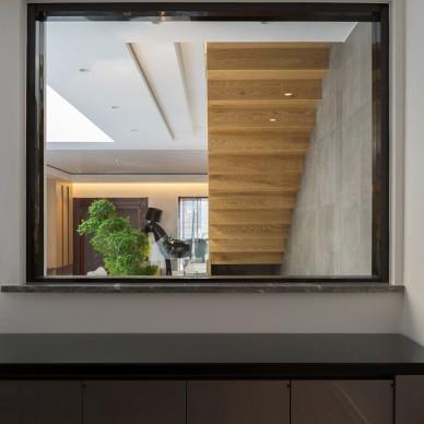 【側耳傾聽】多種材質組合打造現代別墅!_3681145